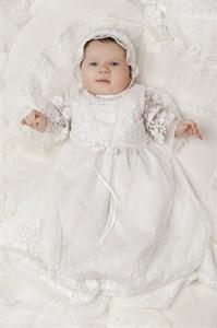 Платье крестильное для девочки