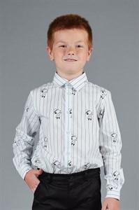 Классическая сорочка для мальчика